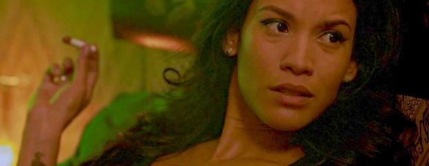 danay garcia topless in avenge the crows 1817