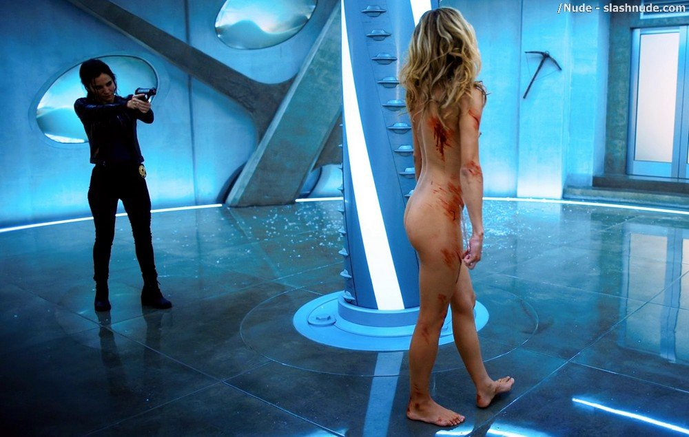 Dichen Lachman Nude Full Frontal In Altered Carbon 15