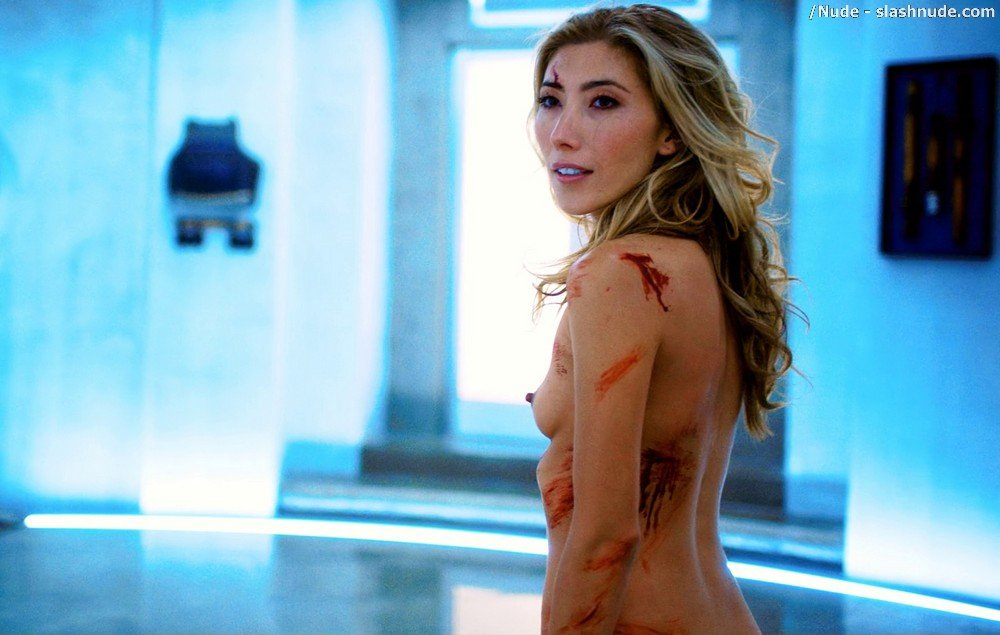 Dichen Lachman Nude Full Frontal In Altered Carbon 16