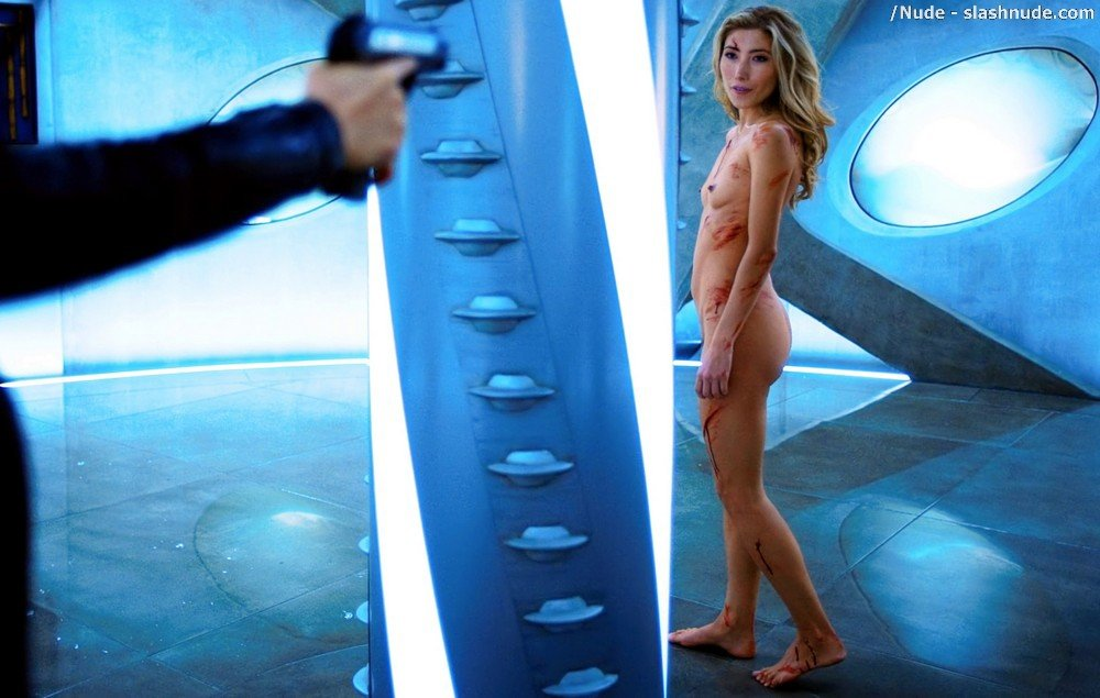 Dichen Lachman Nude Full Frontal In Altered Carbon 18