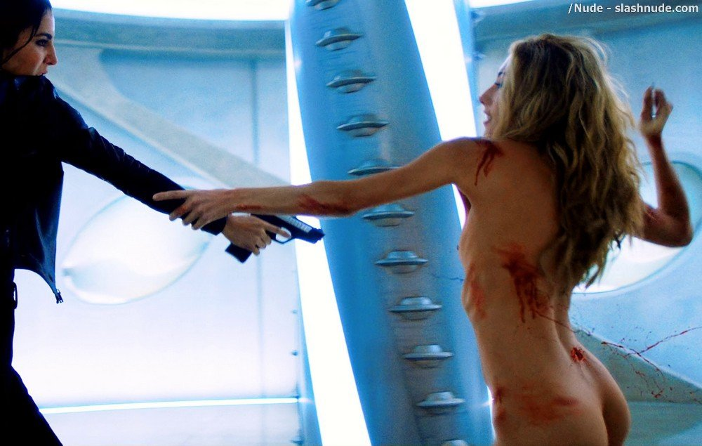 Dichen Lachman Nude Full Frontal In Altered Carbon 19
