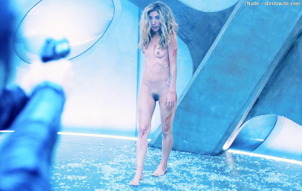 Dichen Lachman Nude Full Frontal In Altered Carbon 25