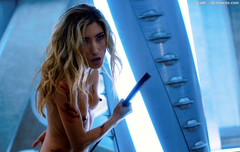 Dichen Lachman Nude Full Frontal In Altered Carbon 33