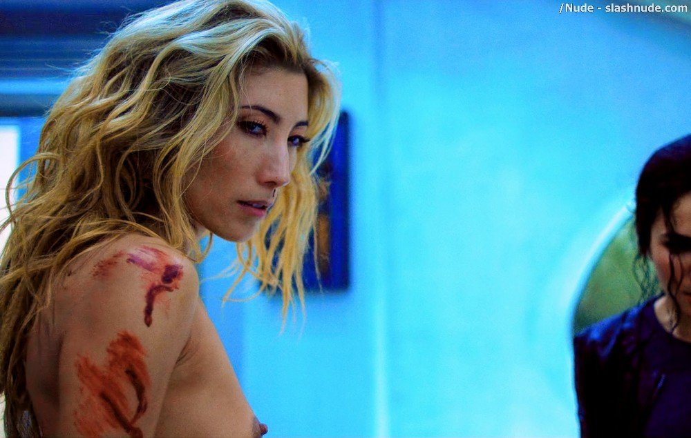 Dichen Lachman Nude Full Frontal In Altered Carbon 39