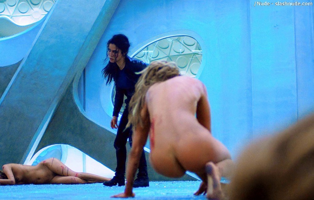 Dichen Lachman Nude Full Frontal In Altered Carbon 43