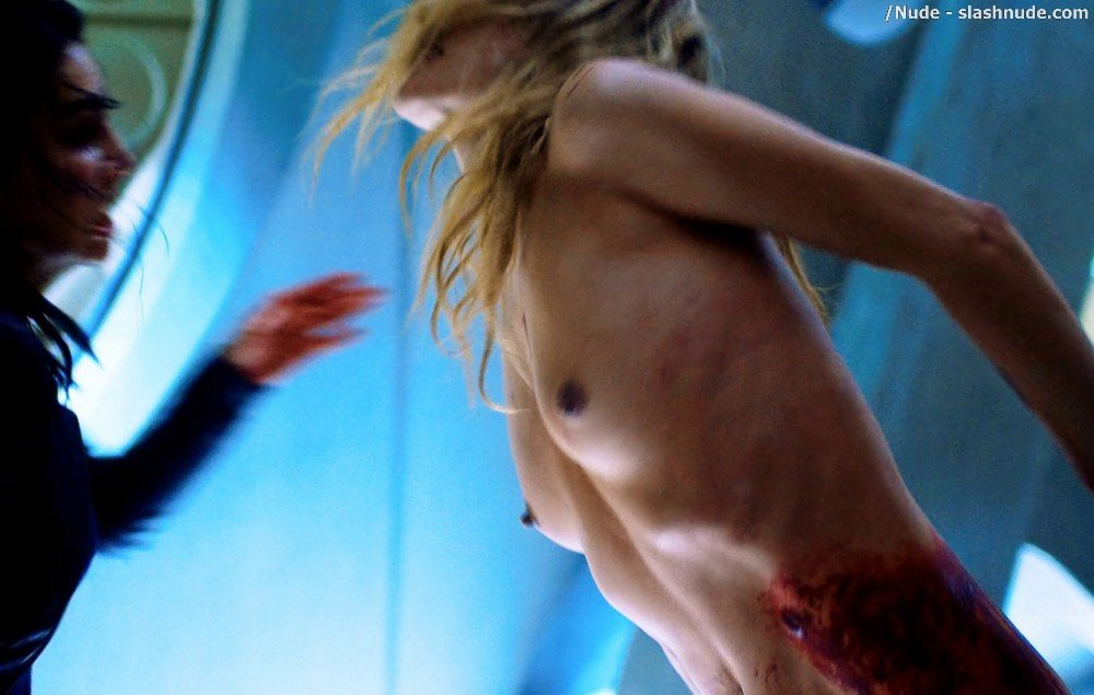 Dichen Lachman Nude Full Frontal In Altered Carbon 44