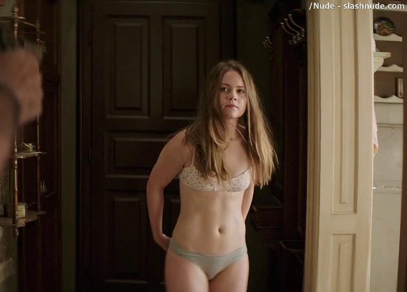 Hera Hilmar Topless In An Ordinary Man 3
