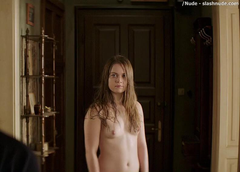 Hera Hilmar Topless In An Ordinary Man 8