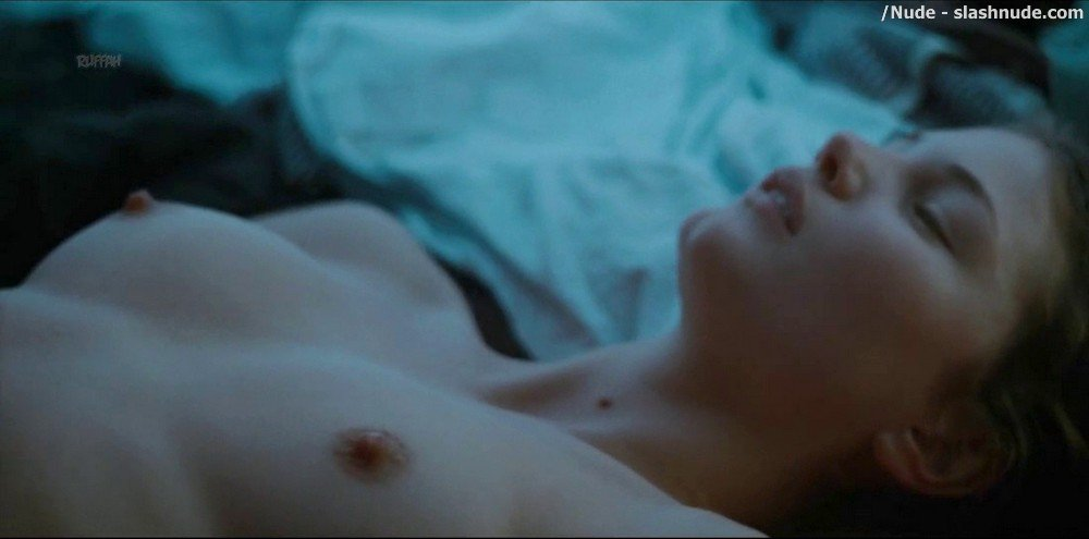 Iben Akerlie Topless In Dont Tell Me About Your Dreams 10