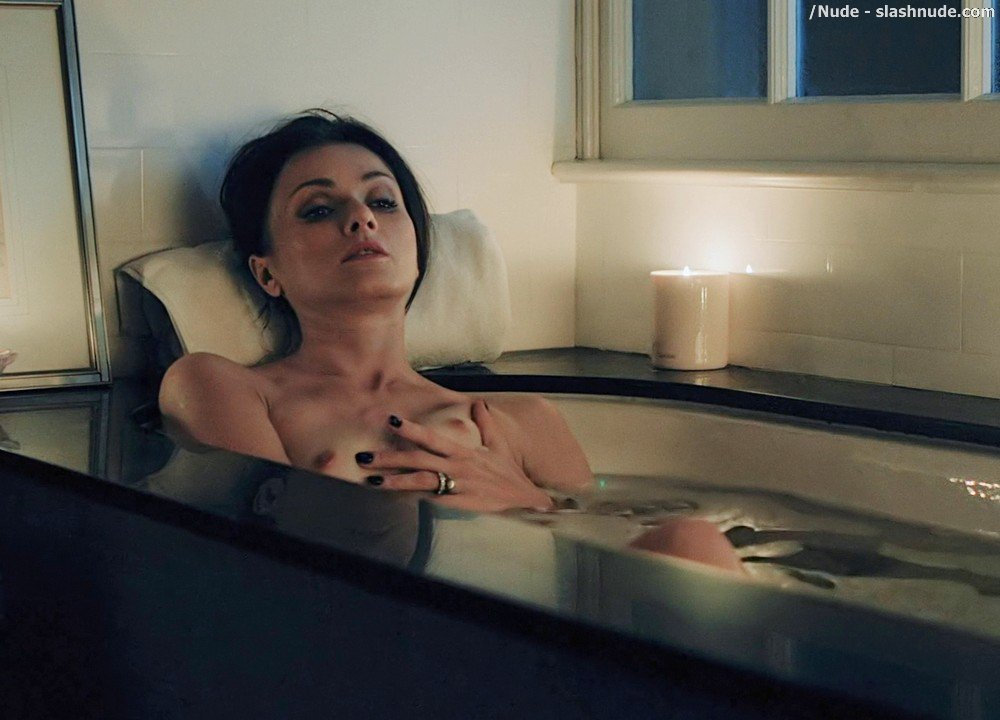 Irina Dvorovenko Nude For Bath In Flesh And Bone 22