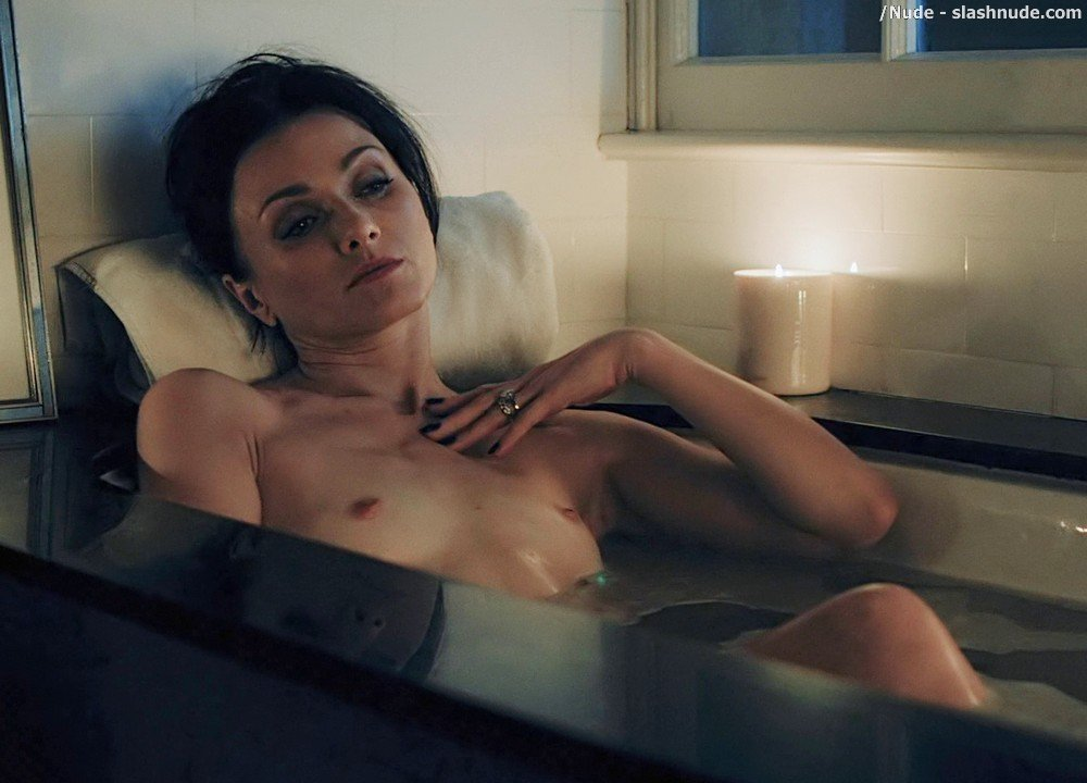 Irina Dvorovenko Nude For Bath In Flesh And Bone 8