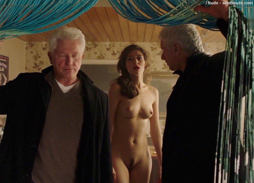 Jarah Maria Anders Nude Full Frontal In Tatort Hardcore 25