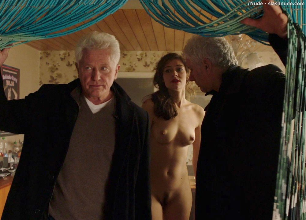Jarah Maria Anders Nude Full Frontal In Tatort Hardcore 26