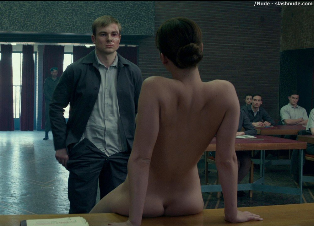 Jennifer Lawrence Nude In Red Sparrow 13