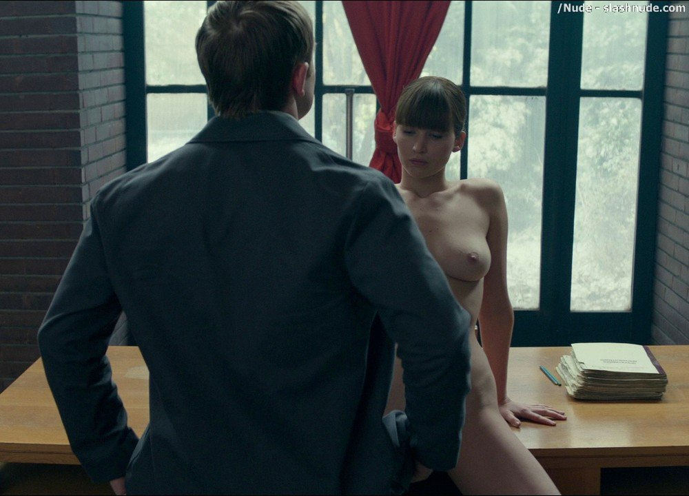 Jennifer Lawrence Nude In Red Sparrow 14