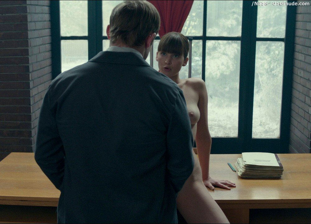 Jennifer Lawrence Nude In Red Sparrow 15