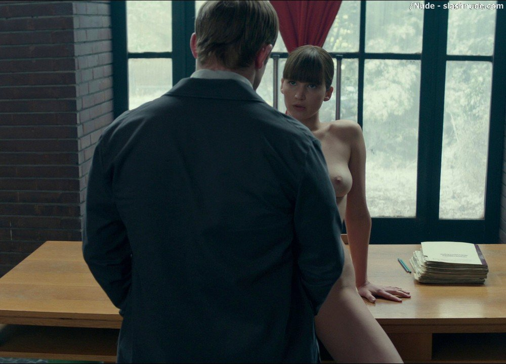 Jennifer Lawrence Nude In Red Sparrow 16