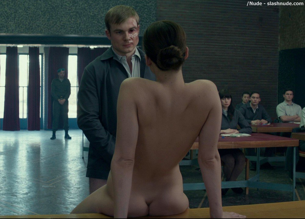 Jennifer Lawrence Nude In Red Sparrow 17
