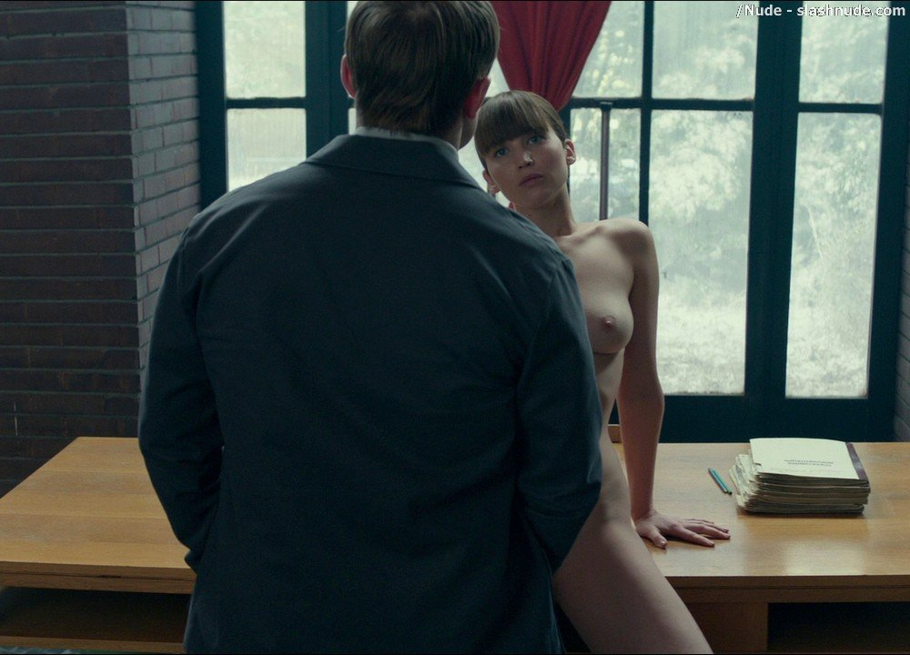Jennifer Lawrence Nude In Red Sparrow 18