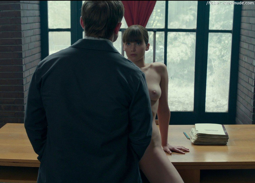 Jennifer Lawrence Nude In Red Sparrow 19