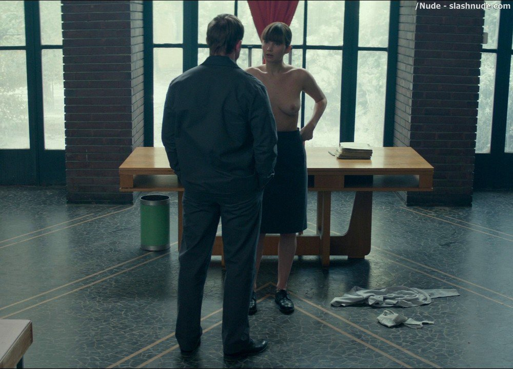 Jennifer Lawrence Nude In Red Sparrow 4