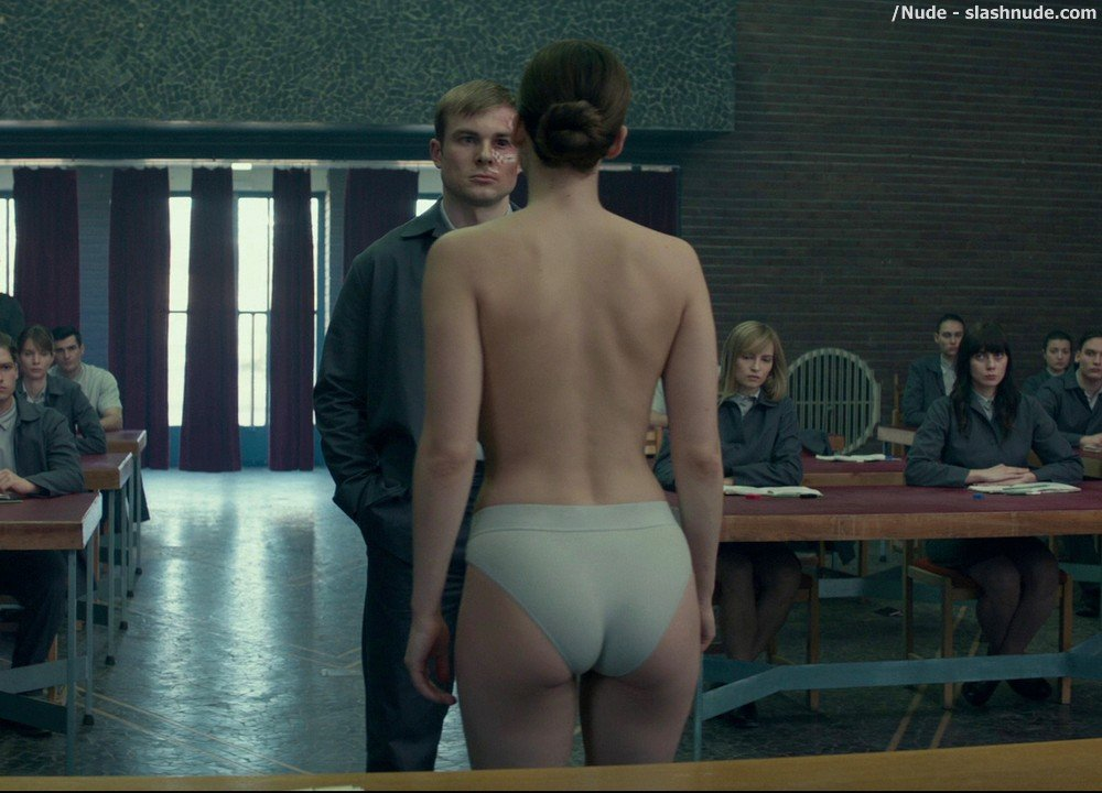Jennifer Lawrence Nude In Red Sparrow 7