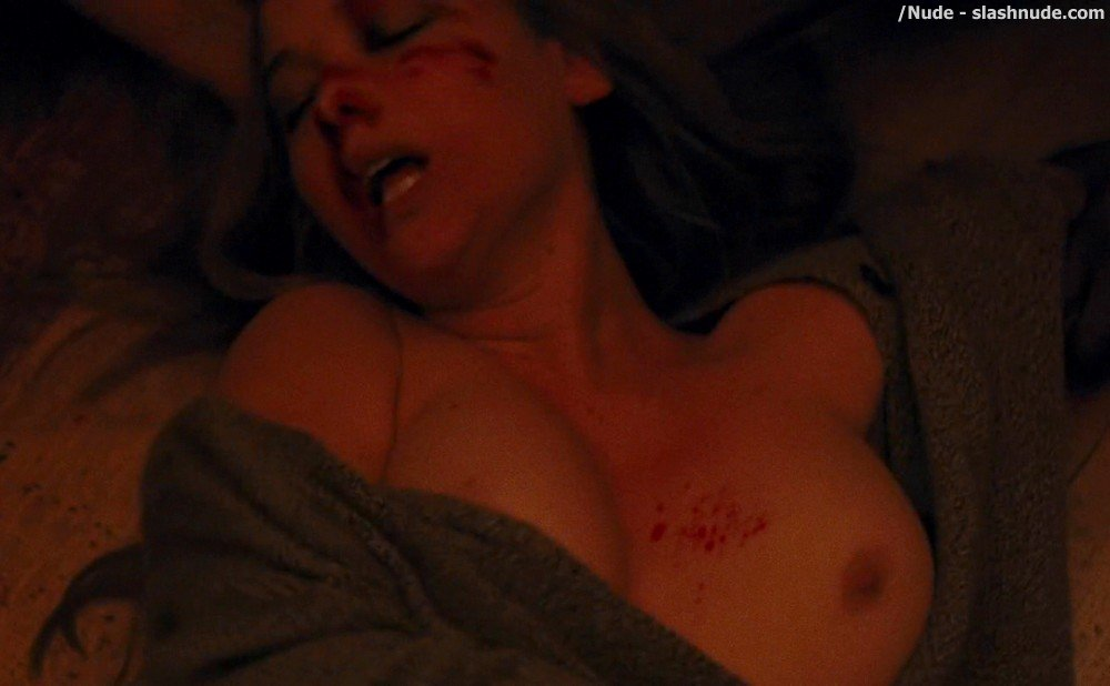 Jennifer Lawrence Topless In Mother 13