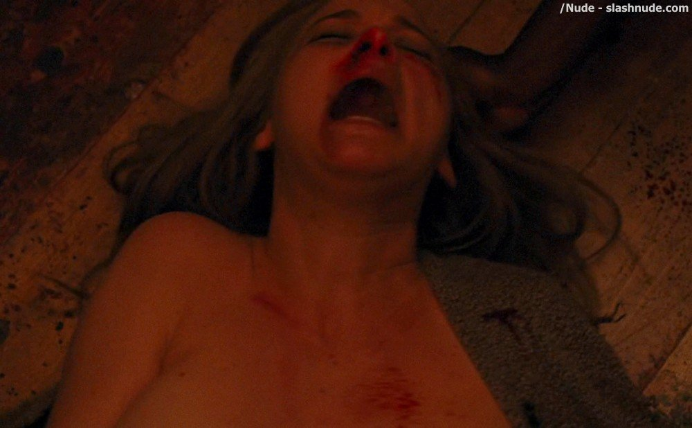 Jennifer Lawrence Topless In Mother 5