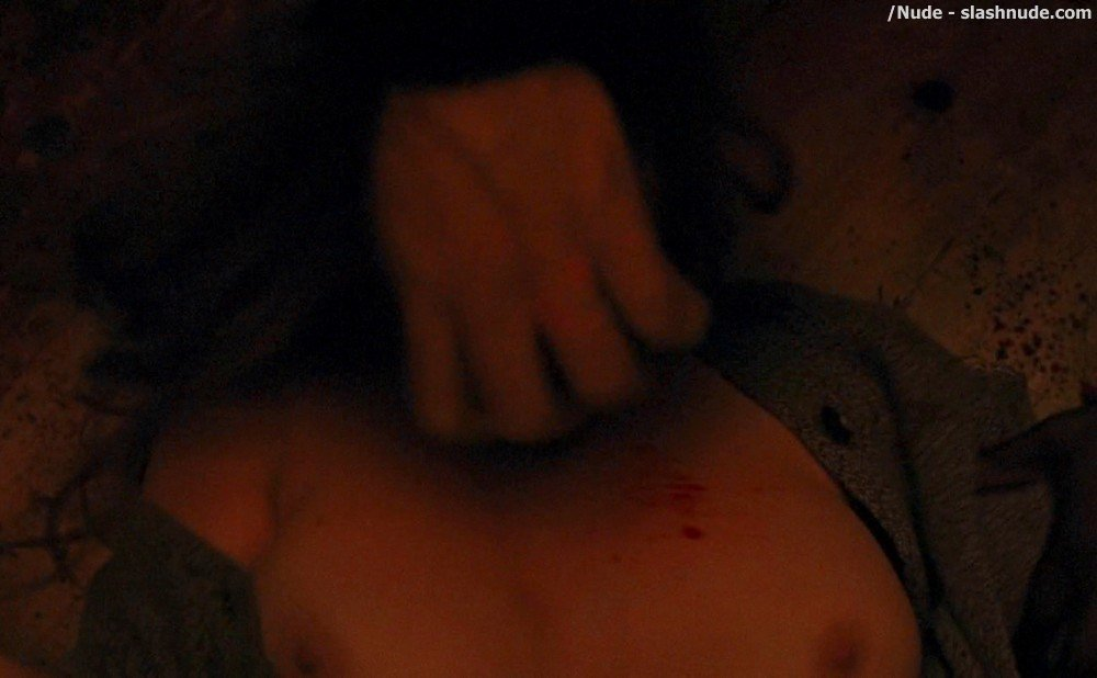 Jennifer Lawrence Topless In Mother 7