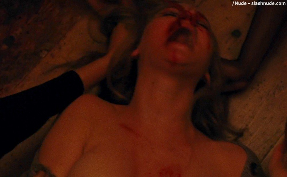 Jennifer Lawrence Topless In Mother 8