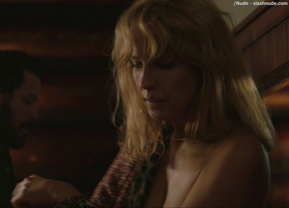 Kelly Reilly Topless In Yellowstone 30