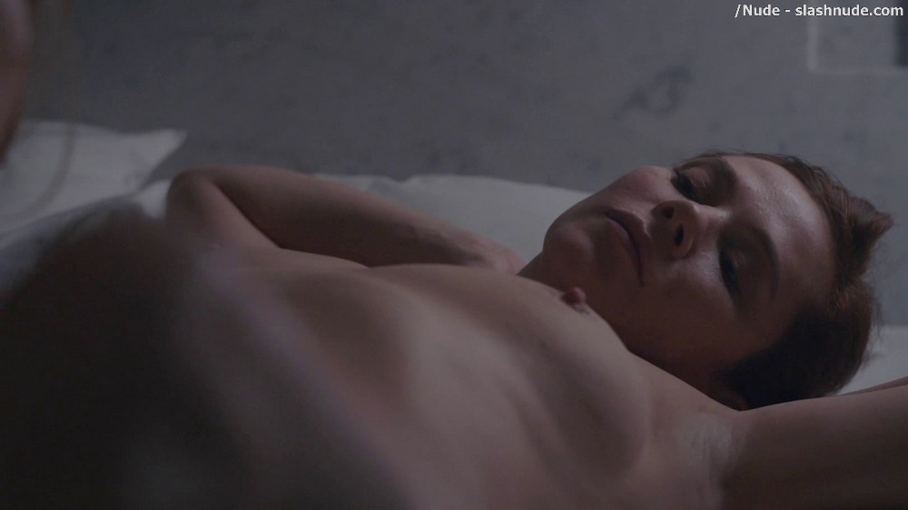 Louisa Krause Anna Friel Nude Together In Girlfriend Experience 21