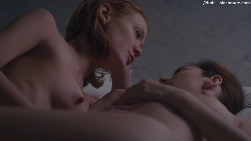 Louisa Krause Anna Friel Nude Together In Girlfriend Experience 25