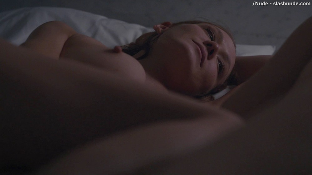 Louisa Krause Anna Friel Nude Together In Girlfriend Experience 28