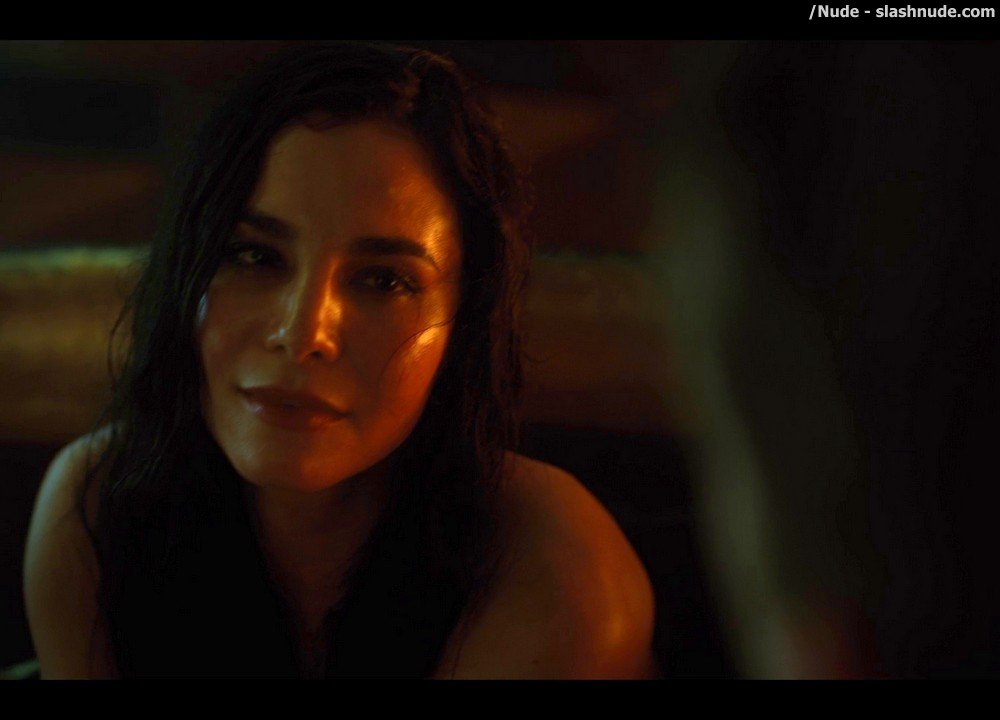 Martha Higareda Nude In Altered Carbon 1
