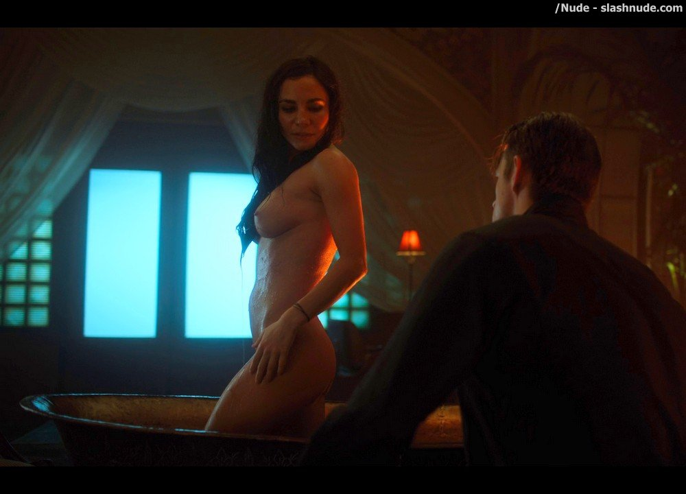 Martha Higareda Nude In Altered Carbon 10