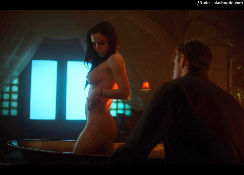 Martha Higareda Nude In Altered Carbon 12