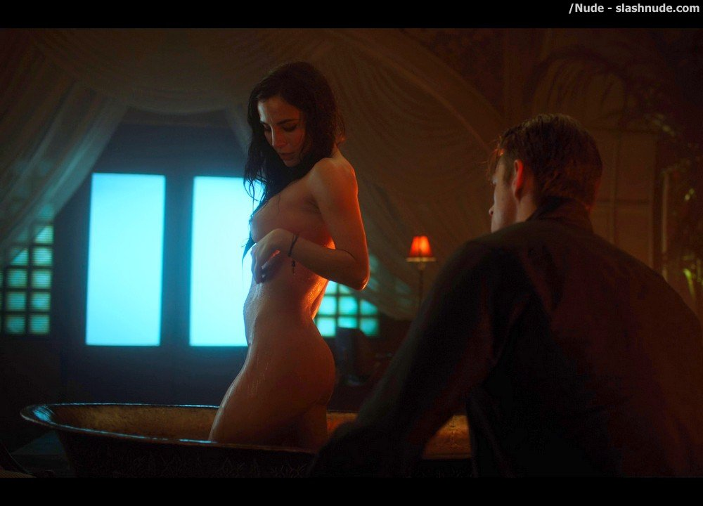 Martha Higareda Nude In Altered Carbon 13