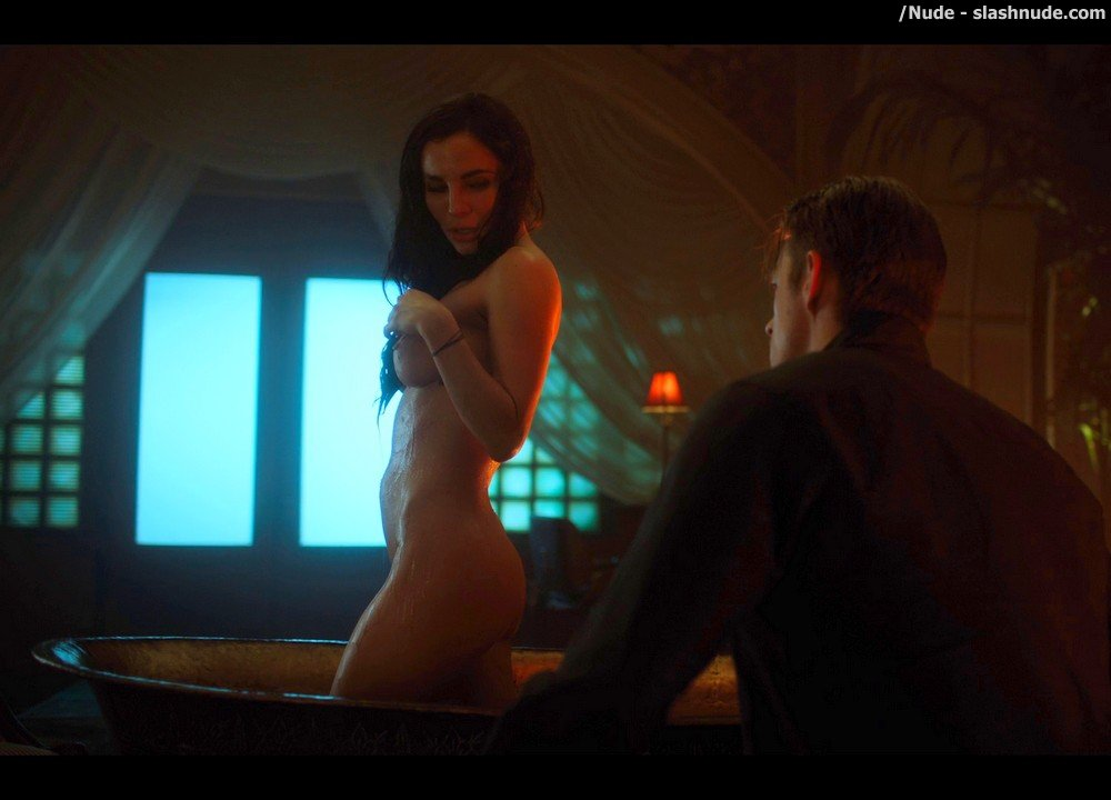 Martha Higareda Nude In Altered Carbon 15