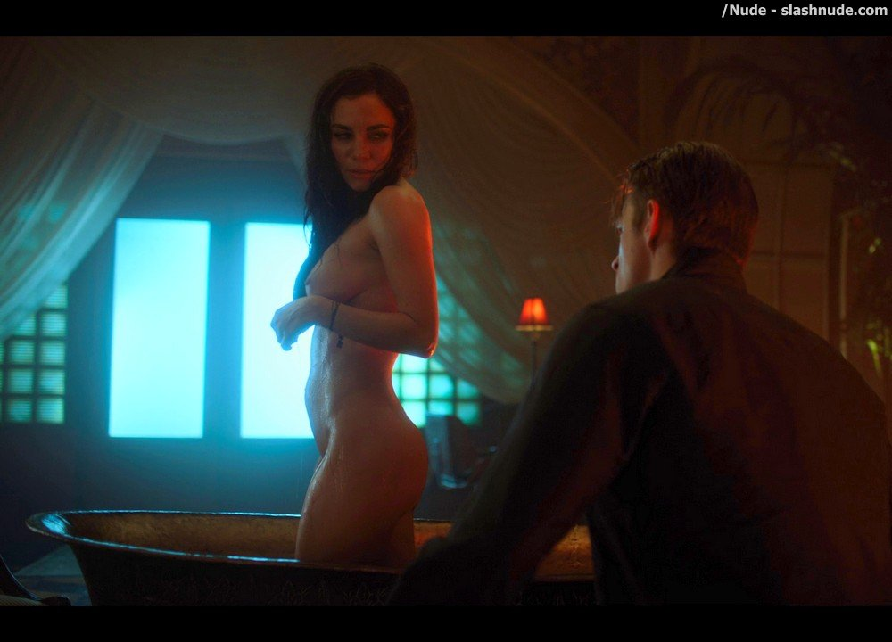 Martha Higareda Nude In Altered Carbon 17