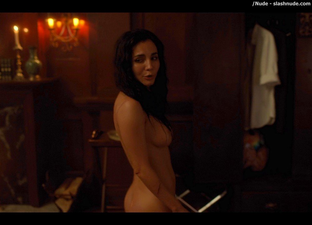 Martha Higareda Nude In Altered Carbon 25