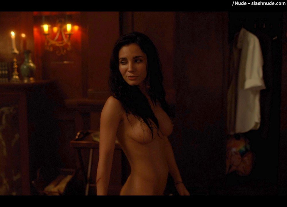 Martha Higareda Nude In Altered Carbon 26