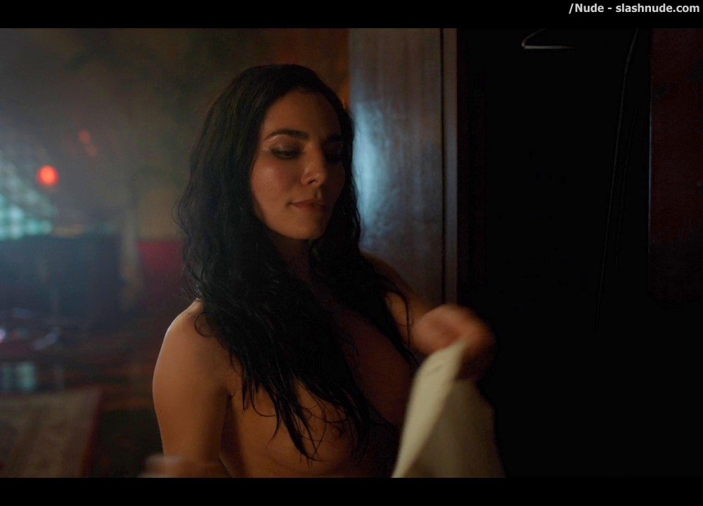 Martha Higareda Nude In Altered Carbon 27