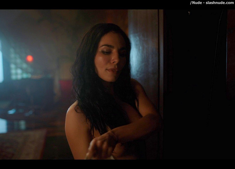 Martha Higareda Nude In Altered Carbon 28