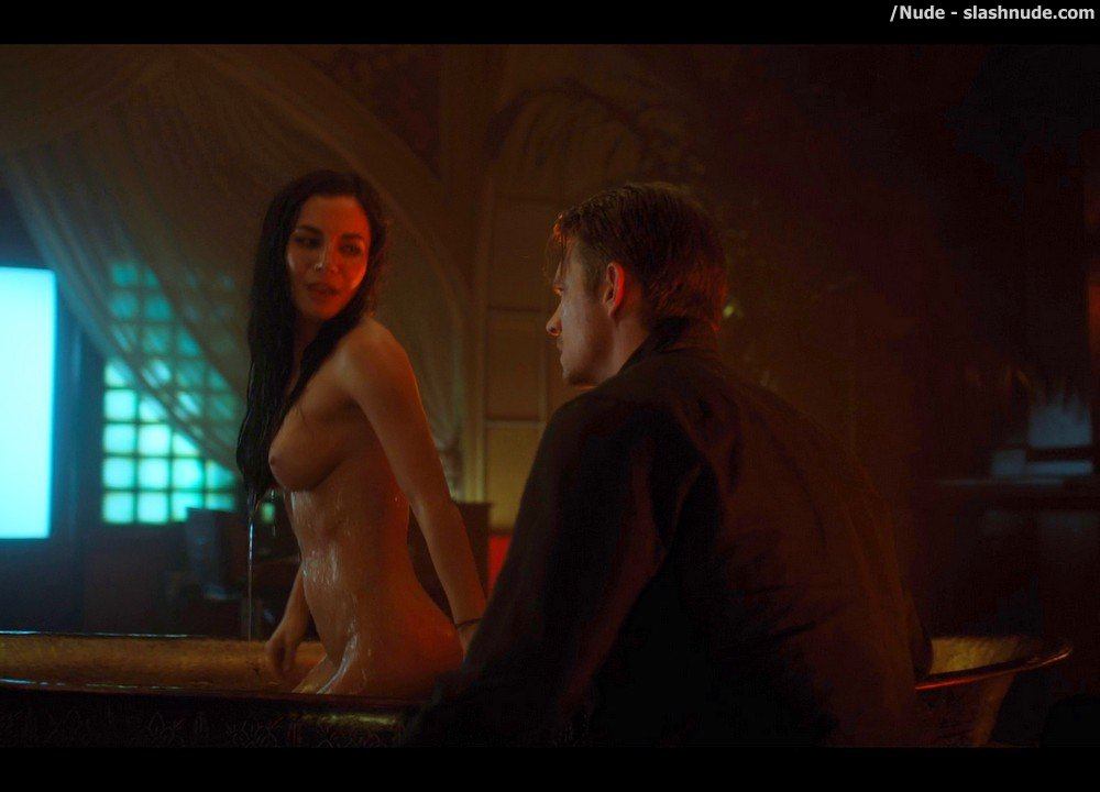 Martha Higareda Nude In Altered Carbon 3