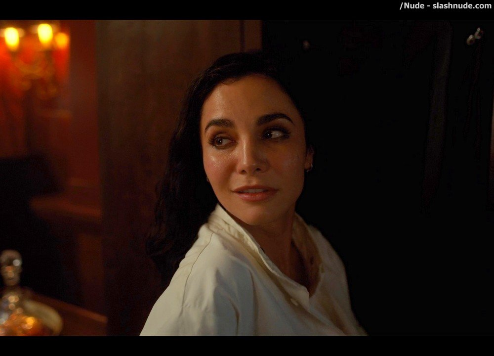Martha Higareda Nude In Altered Carbon 30