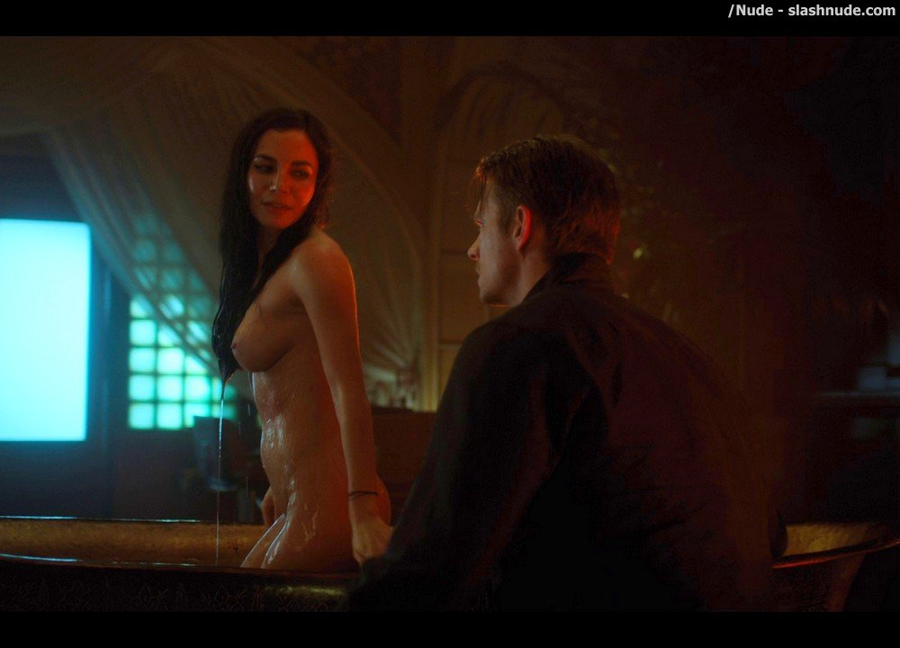 Martha Higareda Nude In Altered Carbon 4