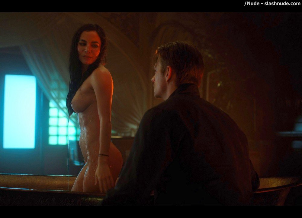 Martha Higareda Nude In Altered Carbon 5