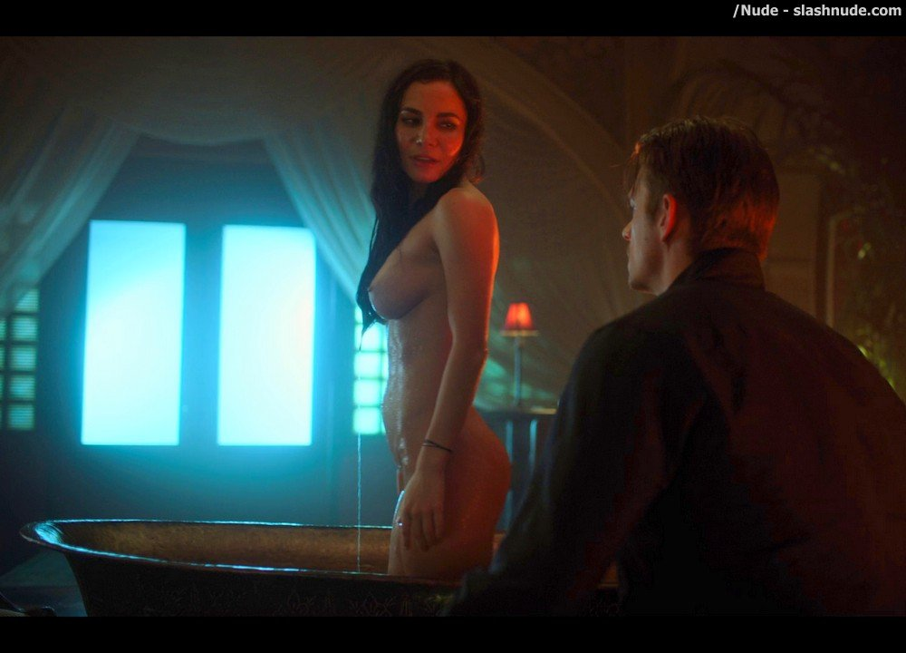 Martha Higareda Nude In Altered Carbon 6