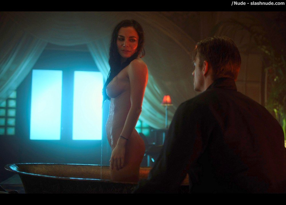 Martha Higareda Nude In Altered Carbon 7